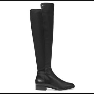Michael Kors Black Bromley Boots *brand new*